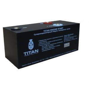 Titan МСКА-108-16-П пусковое устройство (суперконденсатор) 108Ф, 16В,  с повышающим преобразователем