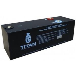 Titan МСКА-108/54-16-ПБ пусковое устройство (суперконденсатор) 108/54Ф, 30В,  гибридный модуль