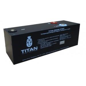 Titan МСКА-162-16-П пусковое устройство (суперконденсатор) 162Ф, 16В,  с повышающим преобразователем