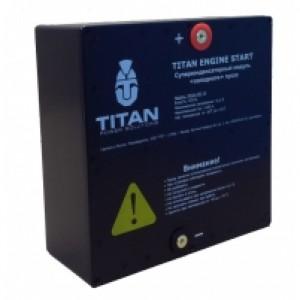 Titan МСКА-433-16 пусковое устройство (суперконденсатор) 433Ф, 16В