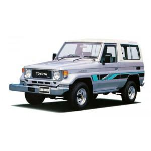 Tough Dog подвеска на Toyota Land Cruiser 70, 73, 74 серии