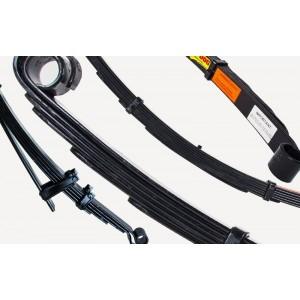BP-002XHD — задние рессоры максимальной жесткости (от 500 кг)