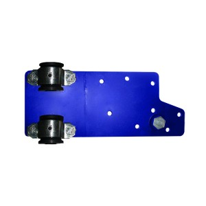 Tuning4WD крышка картера переднего редуктора Нива, LADA 4x4