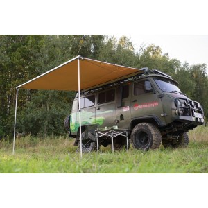 РИФ маркиза (тент автомобильный) рулонная 3х2 м