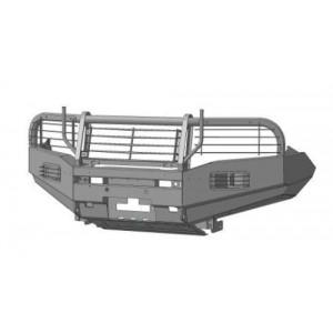 OJeep 02.010.13 передний силовой бампер с площадкой лебёдки на Toyota Hilux (2011-)