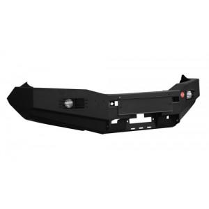 OJeep 02.011.03 передний силовой бампер с площадкой лебёдки на Toyota Hilux (2011-)