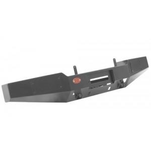 Ojeep 02.203.01 передний силовой бампер с площадкой лебёдки на УАЗ Hunter