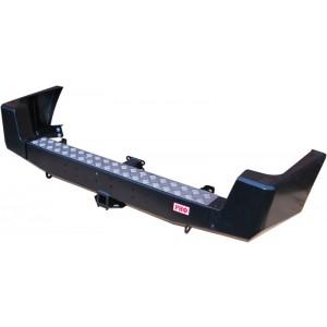 Бампер РИФ задний УАЗ Патриот с фаркопом стандарт
