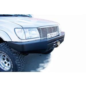 Силовой бампер на Toyota Land Cruiser 105 передний облегченный
